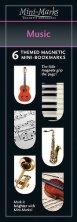 Мини отметки за книги - Музика -