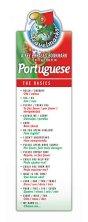 Разделител за книга - С фрази на португалски език -