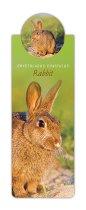 Разделител за книга с диви животни - Заек -