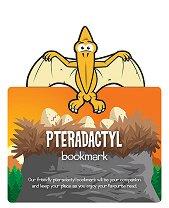 Разделител за книга с динозаври - Птеродактил -