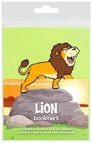 Разделител за книга Сафари - Лъв -