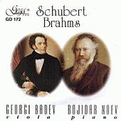 Бадев и Ноев - Schubert and Brahms -