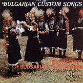 Мистерията на българските гласове - албум