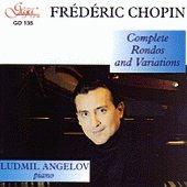 Людмил Ангелов - Frederic Chopin -