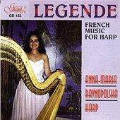 Анна Мария Равнополска - Legende (French music for harp) - албум