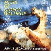 Софийска филхармония - Music of Gideon Waldrop -