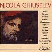 Никола Гюзелев - Арии - компилация