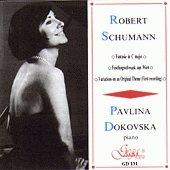 Павлина Доковска - Robert Schumann -