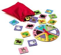 Лото - Животни - Занимателна игра -