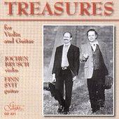 Съкровища за цигулка и китара - Йохан Бруш, Фин Свит -