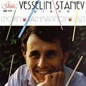 Веселин Станев - пиано - Chopin, Ravel, Liszt -