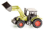 """Багер - Claas Ares - Метална играчка от серията """"Super: Agriculture"""" - количка"""