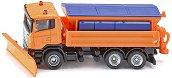 Камион - Снегорин - играчка