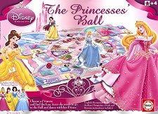 Бал на принцесите - пъзел