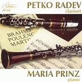 Петко Радев - кларинет - Мария Принц - пиано - албум