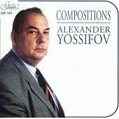 Александър Йосифов - Композиции -