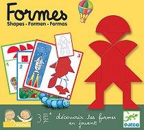 Форми - Образователна игра -