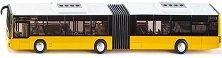 """Градски автобус - MAN Lion City - Метална играчка от серията """"Super: Bus & Rail"""" - фигура"""