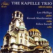 The Kapelle Trio - Live in Sofia -