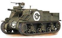 Самоходна гаубица - M7 Priest - Сглобяем модел - макет
