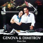 Генова & Димитров - Piano Duo - албум