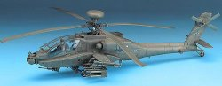 Военен хеликоптер - AH-64D Longbow - Сглобяем авиомодел -