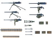 Боеприпаси от Втората Световна война - Комплект сглобяеми оръжия - макет