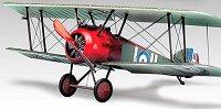 Военен самолет - Sopwith Camel F.1 - Сглобяем авиомодел -