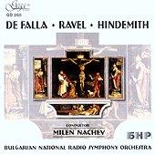 National Radio Symphony Orchestra - De Falla, Ravel, Hindemith -