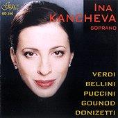 Ина Кънчева - Verdi, Bellini, Puccini, Gounod, Donizetti - албум