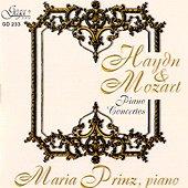 Maria Prinz - Haydn & Mozart - албум