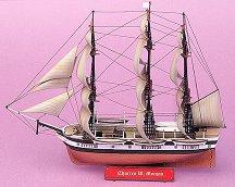 Китоловен кораб - Bedford Whaler - Сглобяем модел -