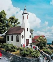 Църква Свети Лука - макет