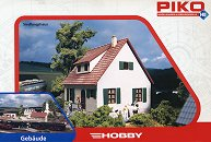 Къща - Сглобяем модел - макет