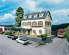 "Хотел ""Landgasthof Krone"" - Сглобяем модел - макет"