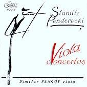 Димитър Пенков - Viola concertos - Stamitz & Penderecki -