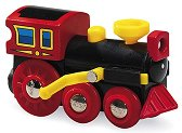 Детски парен локомотив - Old steam engine - играчка