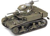 Танк - British M3 Stuart Honey - макет