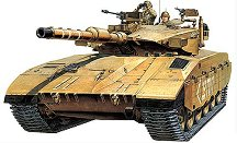 Танк - I.D.F. Merkava MK III -