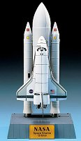 Космическа совалка - Space Shuttle W/Booster Rockets - макет