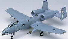 Военен самолет - Operation Iraq Freedom A-10A - макет