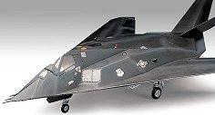 Бомбардировач - Stealth Fighter F-117A - макет