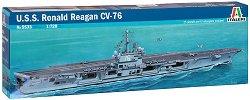 Самолетоносач - U.S.S. Ronald Reagan CV-76 - Сглобяем модел - макет