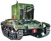 Военно оръдие - Bishop Mk.I Gun - Сглобяем модел -