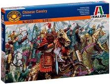 Войници от Китайската кавалерия - Комплект фигури - макет