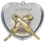 Amour - 3D метален пъзел -