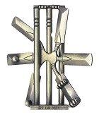 Cricket - 3D метален пъзел -