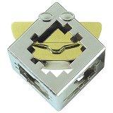 Cuby - 3D метален пъзел -