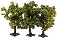 Овощни дръвчета - Комплект три дървета -