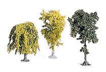 Дървета - Комплект от три дървета - макет